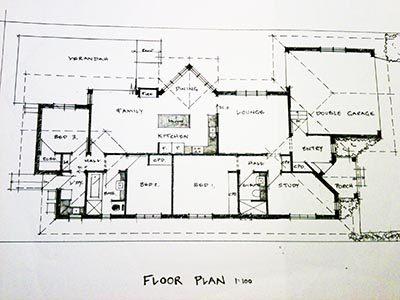 Good Floor Plan Sketch With Example Hand Drawn Floor Plan