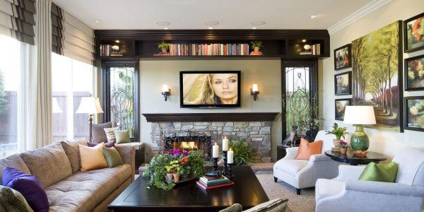 Excellent Modern Family Rooms With Modern Traditional Home Family Room Robeson Design Cozy Family Room Decorating Ideas Pinterest Houzz Family Rooms Best Difference Between Living Room And Family Room