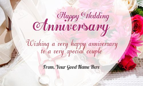 Beautiful Happy Wedding Anniversary Images With Happy Wedding Anniversary Wishes For Couple