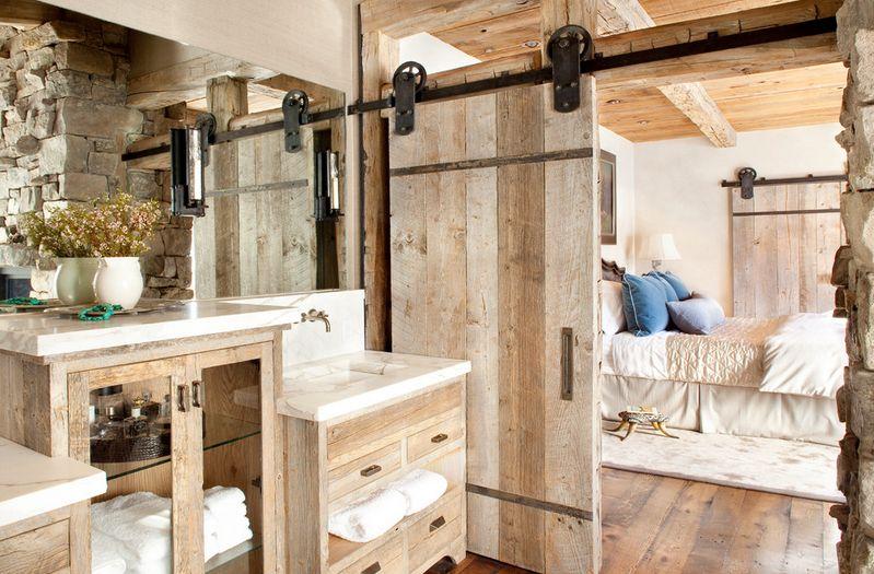 Impressive Barn Interior Design Ideas With Mountain Ski Lodge Barn Door & Impressive Barn Interior Design Ideas With Mountain Ski Lodge Barn ...