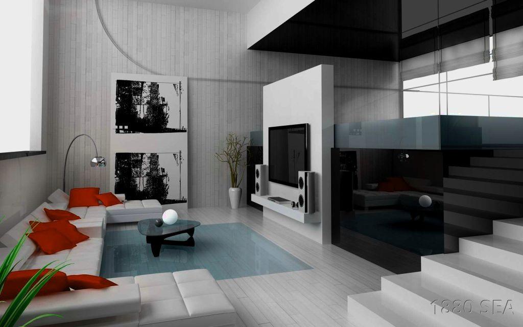 Good Ultra Modern Interior Design With Unique Modern Interior Design Houses Pertaining To House