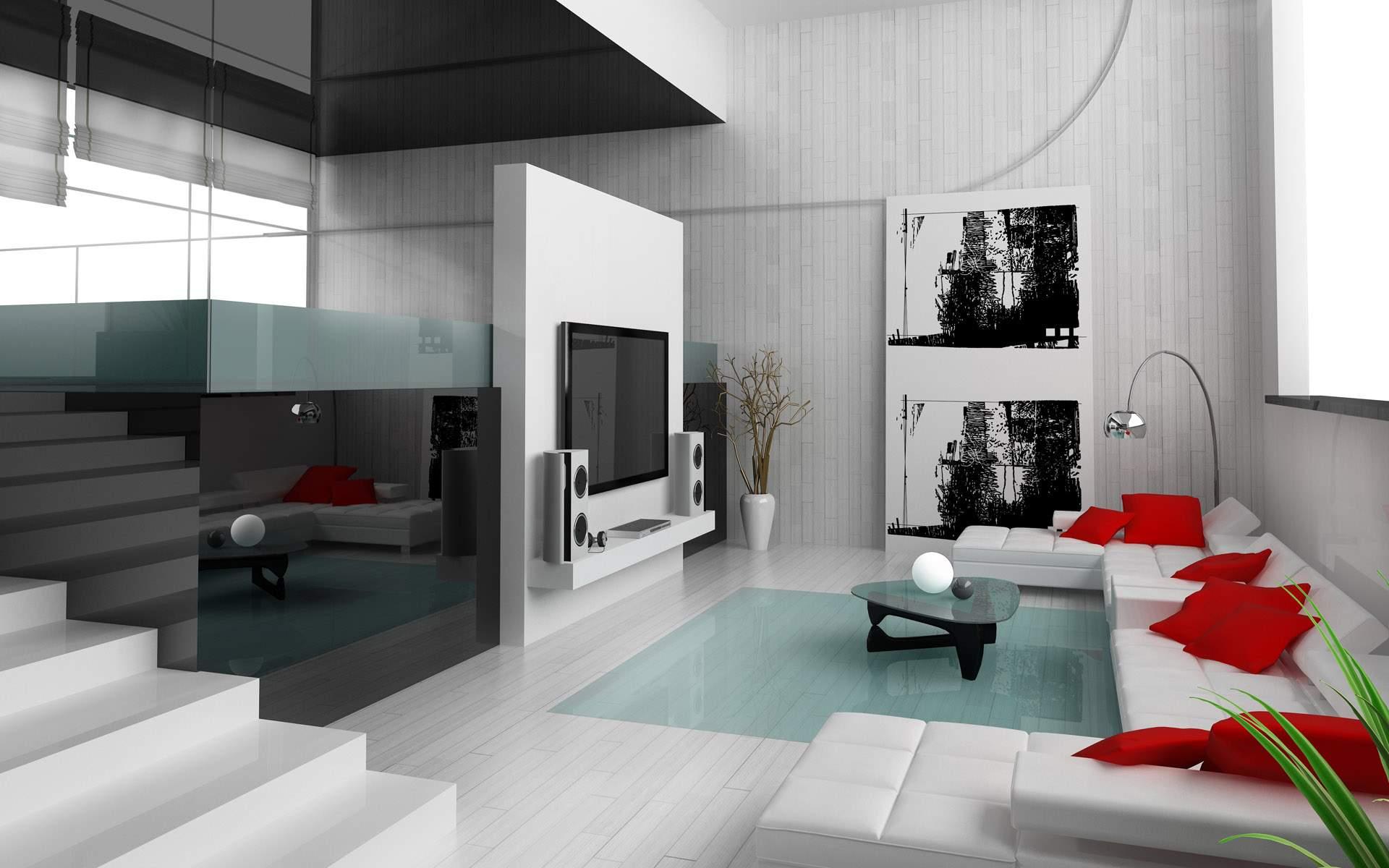 Brilliant Ultra Modern Interior Design With Home Decor Ultra Modern Homes Modern Home Interior