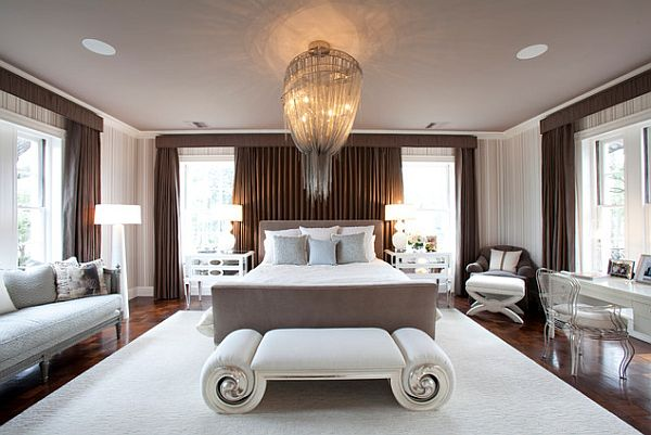 Cool Art Deco Interior Design Ideas With Art Deco Bedroom Design ...