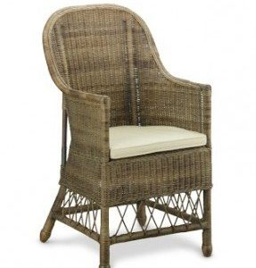 Awesome Wicker Dining Chair With Grey Wicker Dining Chairs