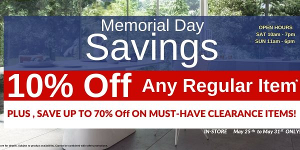 Luxury Fort Lauderdale Furniture Stores With SoBe Furniture Memorial Day