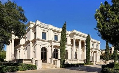 Amazing Luxury Homes In Los Angeles With Los Angeles CA Wehba Mansion