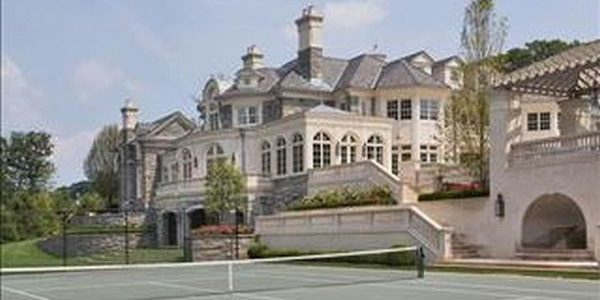 Perfect Luxury Homes In New Jersey With Alpine NJ Luxury House