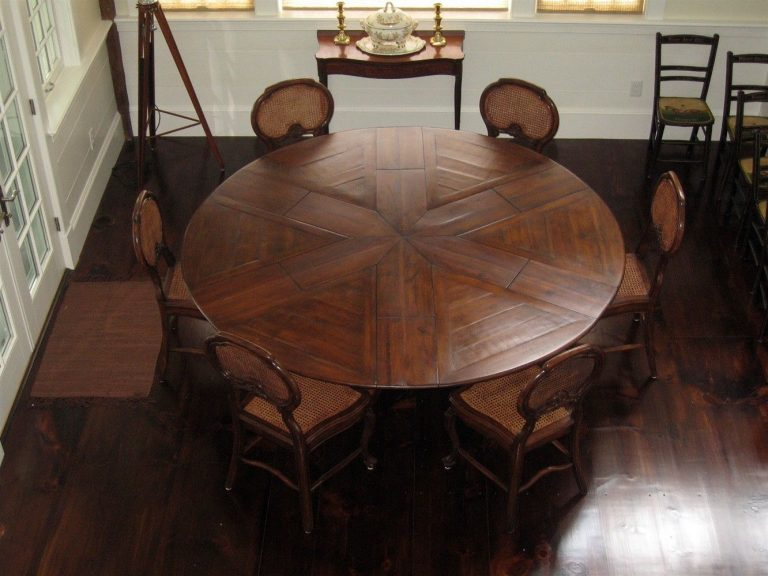 Round Dining Room Tables With Leaf. Minimalist Round Dining Room Tables For 6 With Table Extension  Leaf Hardware Locks Storage Custom for Topup Wedding Ideas