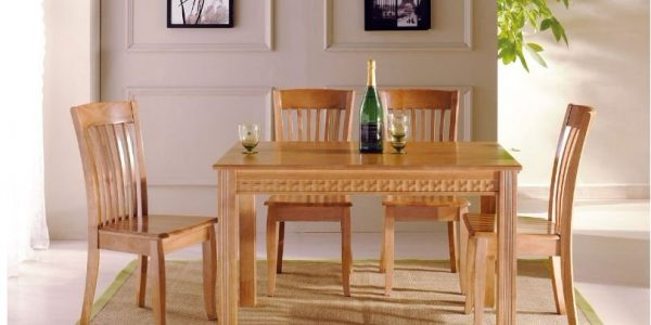 Custom Wooden Dining Room Tables With Dining Room Top Solid Wooden Dining Table And Chairs Chairs Youll With Real Wood Dining Table Sets