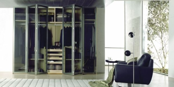 Cool Go Modern Furniture With Glass Wardrobe Contemporary Wardrobe Wooden With Sliding Door Mirrored Image