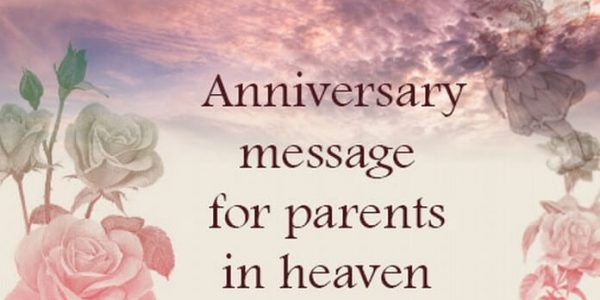 Fresh 35th Wedding Anniversary Poem With Anniversary Messages Parents In Heaven