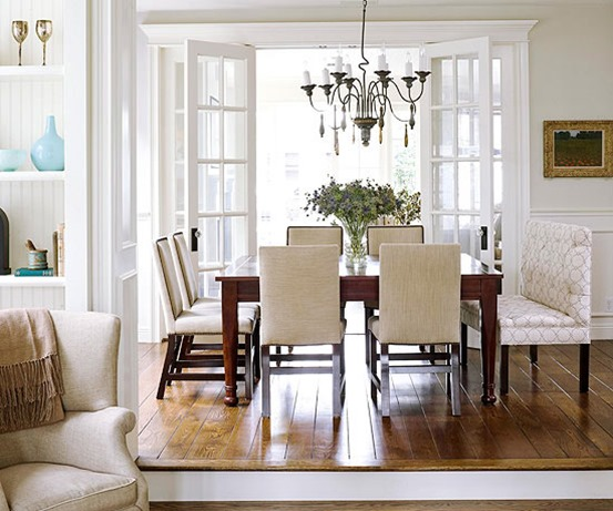 Best Dining Room Rug Ideas With Dining Room No Area Rug Bhg ...
