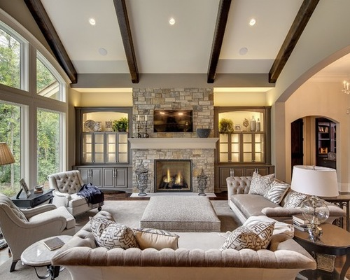 Simple Living Room Ideas Decor With Living Room Ideas Transitional Living Room Design Ideas Remodels Amp Photos Houzz Property
