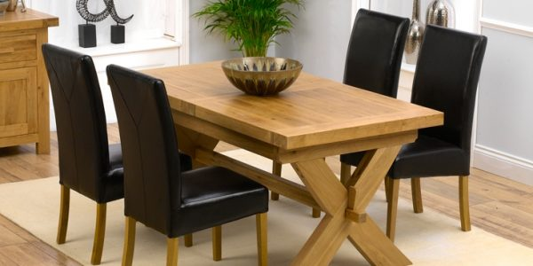 Unique Oak Dining Room Chairs With Dining Room Furniture Chairs Alluring Oak Dining Table And Chairs For Dining Room Design Ideas