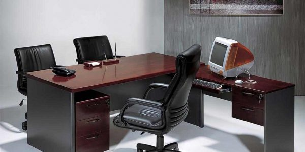 Great Modern Computer Desks With Minimalist Computer Desk Concept In Modern Style With Glossy Maroon Top