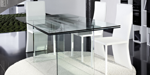 Minimalist Miami Modern Furniture With Contemporary Furniture Miami With Glass Dining Table