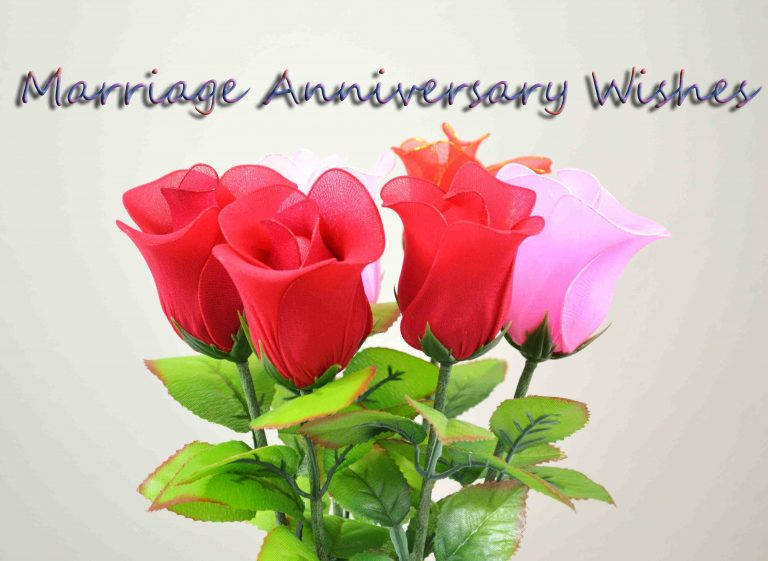 Amazing Wishes For Wedding Anniversary With Best Happy Wedding Anniversary Wishes Images