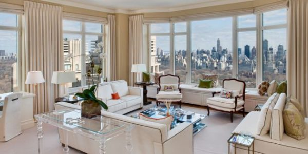 Amazing Luxury Homes In New York With Central Park West Condominium
