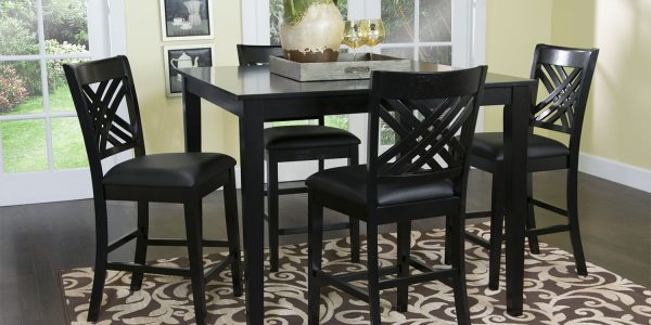 Great Mor Furniture Avondale With Contemporary Design Mor Furniture Dining Tables Glamorous Brooklyn Black Dining Room