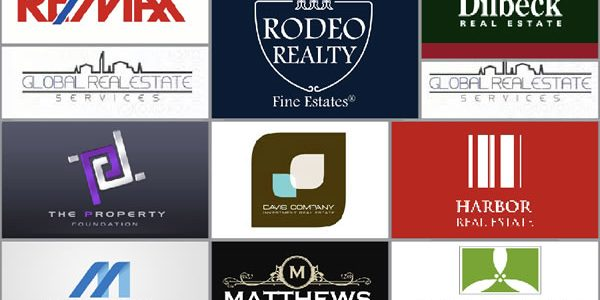 Nice Real Estate Company With Real Estate Logo Desgin Research