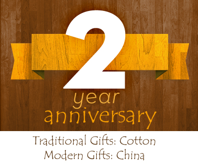 Cheap Gift For 2nd Wedding Anniversary With Traditional And Modern Gift Ideas For Second Wedding Anniversary