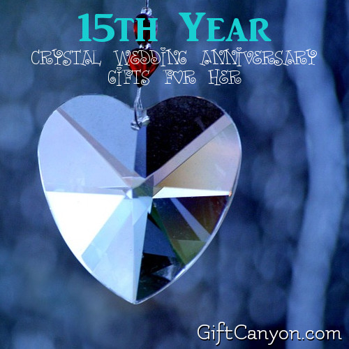 Nice Wedding Anniversary Gifts For Her By Year With Crystal Wedding Annviersary Gifts For Her