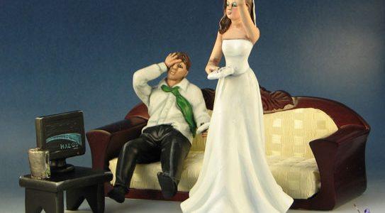 Garden Ninja Studios: Unique Wedding Cake Toppers
