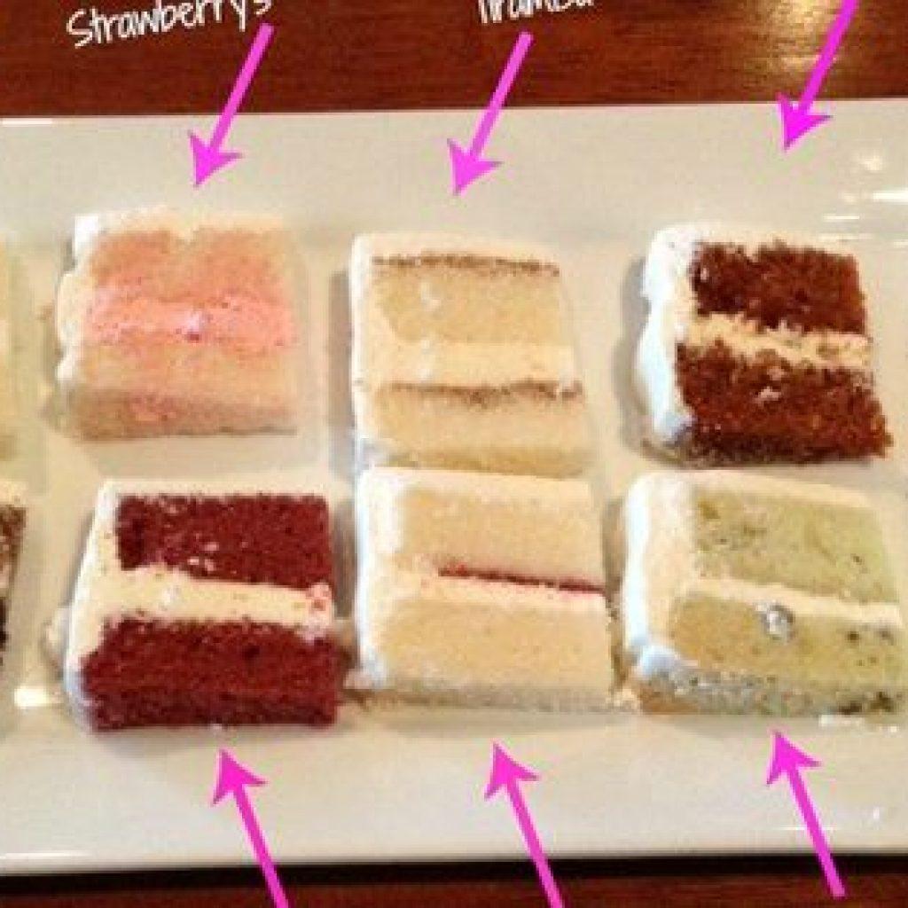 wedding cake flavors - Wedding Decor Ideas