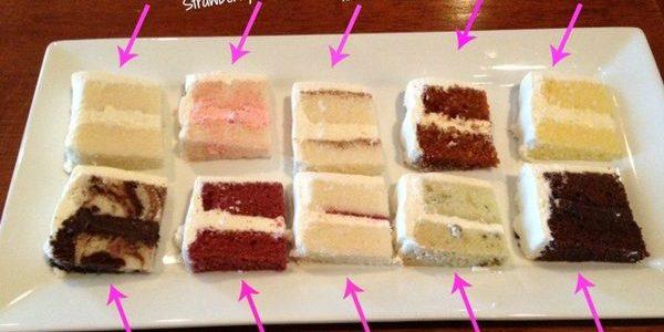 Top 10 Wedding Cake Tasting Flavors