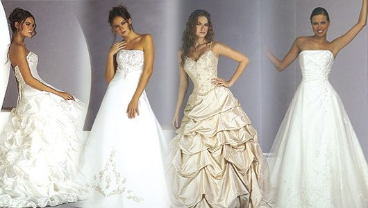 Ideas to Pick the Perfect Wedding Dress