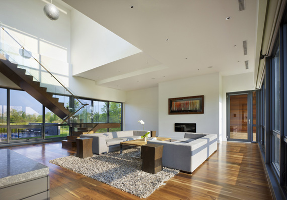 Perfect Contemporary Home Interior Design With Homes Interior ...