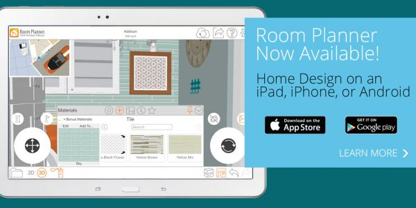 Creative Home Planner With Room Planner Now Available