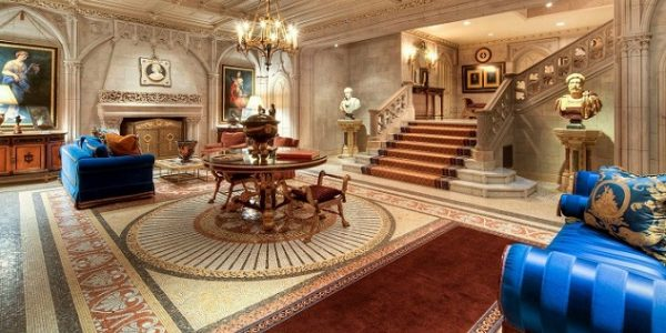 Cool Most Expensive Homes In Los Angeles With The Most Expensive Homes Woolworth Mansion In New York City