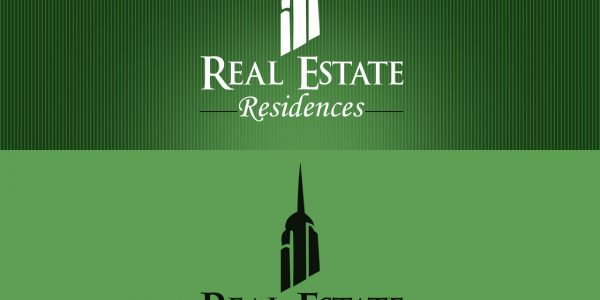 Custom Real States With Real Estate Vector Logo Large