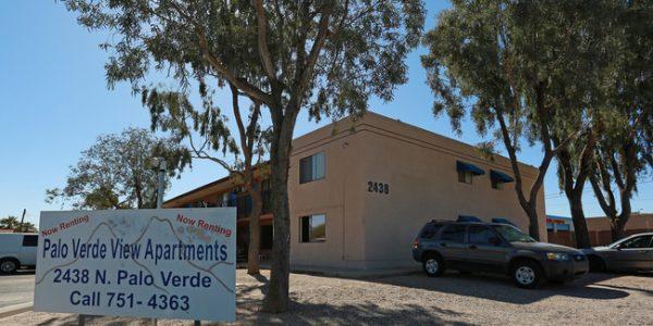 Amazing Palo Verde Housing With Palo Verde View Apartments Tucson Az Building Photo