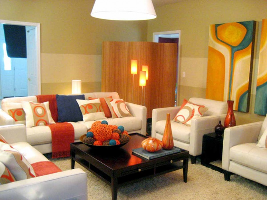 Best Small Living Room Decor Ideas With Light But Bright Living Room