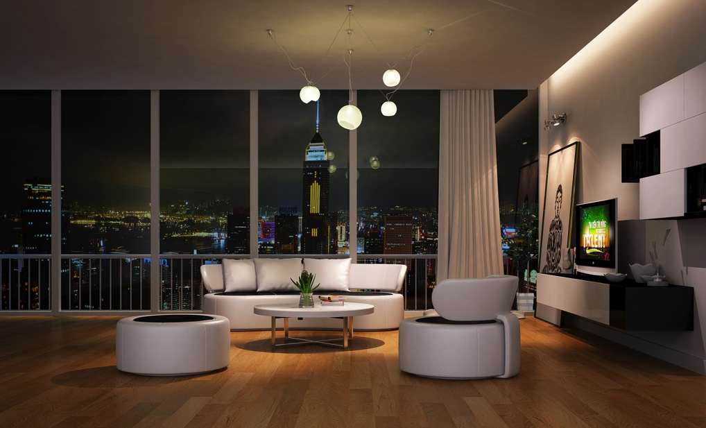 Beau Best Cool Living Rooms With Modern White Living Room Furniture