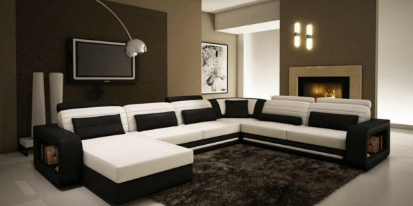 Great Modern Living Room Colors With Black And White Living Room With Accent Color Cool Designs With Black And White Living Room Modern Living Room Furniture Designs Elegant Modern Living Room Furniture