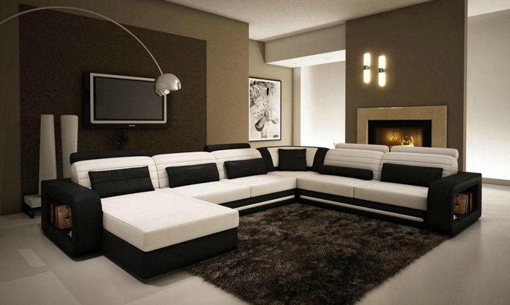 Marvelous Contemporary Living Room Colors Gallery - Simple Design ...