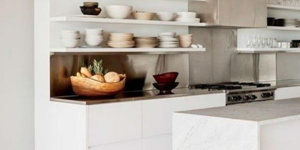 Unique New Kitchen Trends With Kitchen Trends Emily Henderson Open Shelving