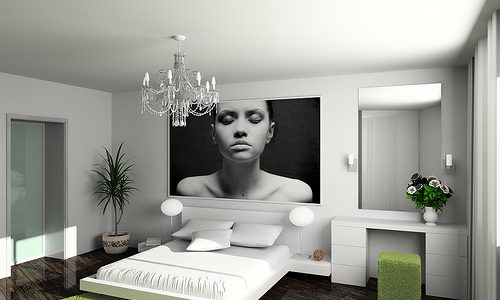 Excellent Bedrooms Interior Design Ideas With Modern Bedroom Interior Design Modern Interior Design Bedroom Home Design Ideas Style