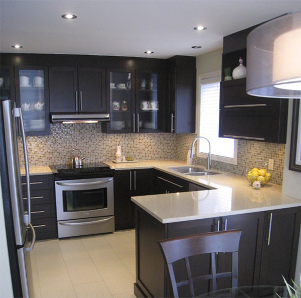 Perfect Small Kitchen Designs Ideas With Small And Very Modern Kitchen Design Idea