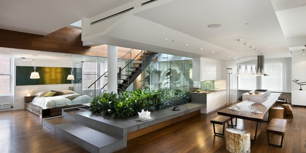 Awesome Open Floor Plan House With Open Floor Plan Loft