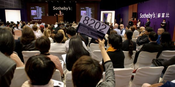 Beautiful Sotheby Auction With Sothebys Auction In China