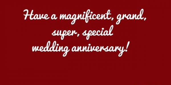 Perfect Wedding Anniversary Wish With Wedding Anniversary Wishes For Friends