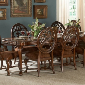 Best Cherry Dining Room Table With Antique Cherry Dining Room Set