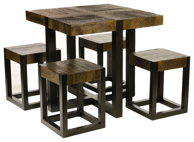 Excellent Small Wood Dining Table With Kitchen Table Sets For ...