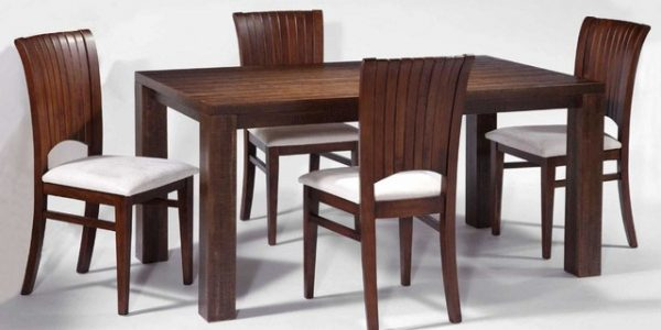 Minimalist Real Wood Dining Table With Dining Room Real Wood Dining Table Sets For House Solid Wood With Regard To Real Wood Dining Table Sets