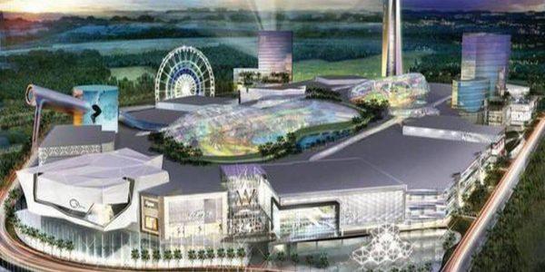 Popular Luxury Homes Miami With American Dream Miami Mall