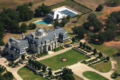 Good Most Expensive Homes In Texas With Alan Goldfields Champ DOr